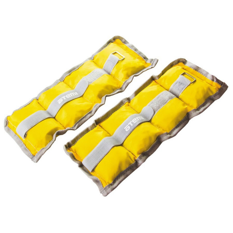 Утяжелители нейлоновые 1,0 кг х 2 шт