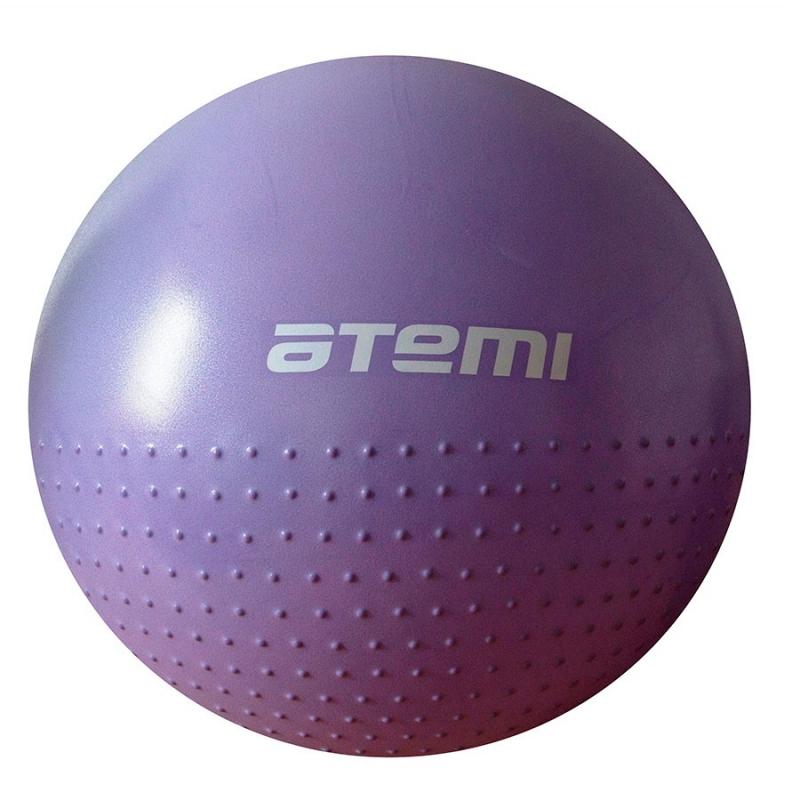 Мяч гимнастический (анти-взрыв) 75 см